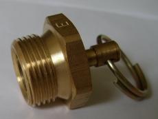 Entwässerungsventil für Druckluftkessel von KFZ oder stationären Druckluftkessel