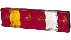 Schlussleuchte Hella 2VP 007 500-421 passend für Actros - Atego - Axor, Doll, Kempf und DAF - rechts
