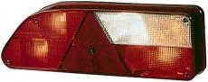 Lichtscheibe, Heckleuchte, links, 9EL 150 965-001 Rear Logic