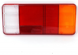 replacement backlight lens Renault Master Peugeot Boxter  Opel Movano right side