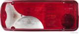 replacement glass for tail light left Mercedes-Benz - Dodge  Frightliner  VW Scania