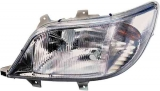Headlight Mercedes Sprinter right hand  W901 - W903  Hella 1EH 008 010-021