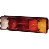 Combination Rearlight suitable for Schmitz Cargobull - Kögel  - DAF --- Hella  2SK 340 101-001 left and right Hand usable