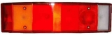 Lens taillight DAF IVECO MAN Renault Scania LC7 left + right