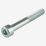 Zylinderschraube M 8 x 70 ISO 4762 mit Innensechskant IS6