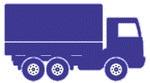 Lastkraftwagen und Bus