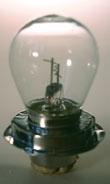 Scheinwerferbirne 6 Volt 20 Watt  P26S
