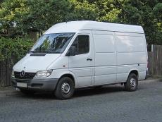 Scheinwerfer Mercedes Sprinter rechts W901 - W903  Hella 1EH 008 010-021
