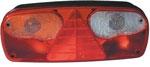 Rücklichtglas für Aspöck Ecopoint Rücklicht für Anhänger und Auflieger