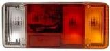 Rücklichtglas Fiat Daily -Ducato - Iveco Daily OM Grinta Pritsche Fahrgestell rechts